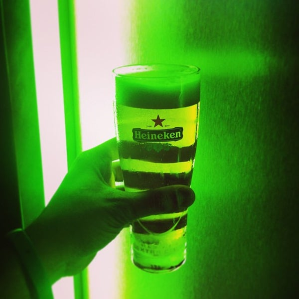6/28/2013 tarihinde Manil C.ziyaretçi tarafından Heineken Experience'de çekilen fotoğraf