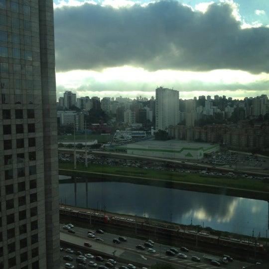 Foto scattata a Sheraton São Paulo WTC Hotel da Javier S. il 11/5/2012