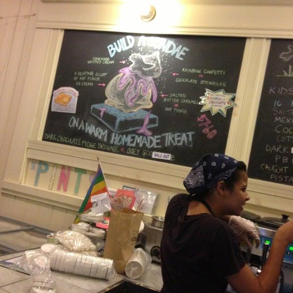 7/3/2013にDanyel S.がAmple Hills Creameryで撮った写真