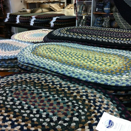 Cape Cod Braided Rug Company Harwich Ma