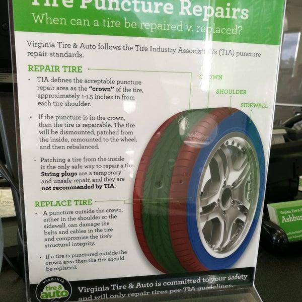Photos At Virginia Tire Auto Of Ashburn Automotive Shop