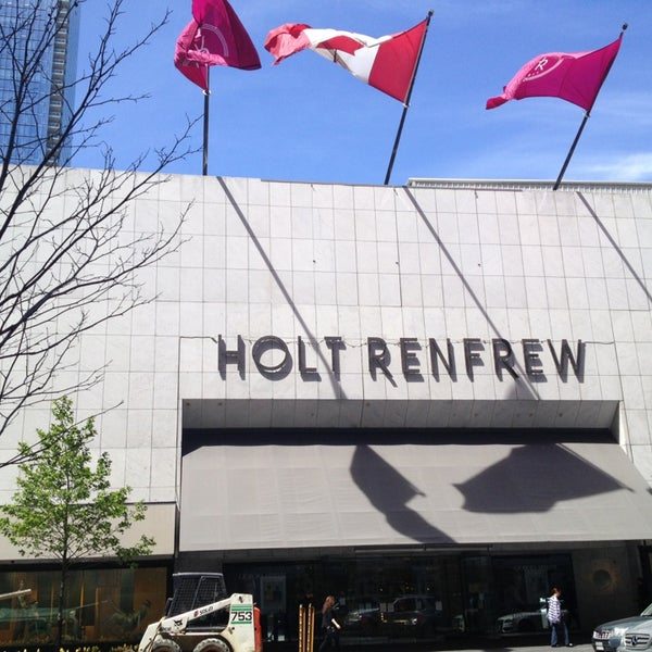 Holt Renfrew - Head Office - Yorkville - 3 tips