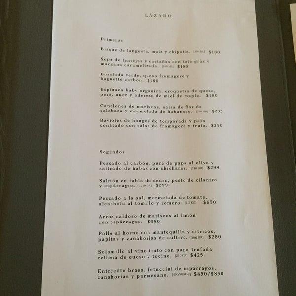 Foto scattata a Lázaro Comedor & Bar da Vinay P. il 5/28/2016