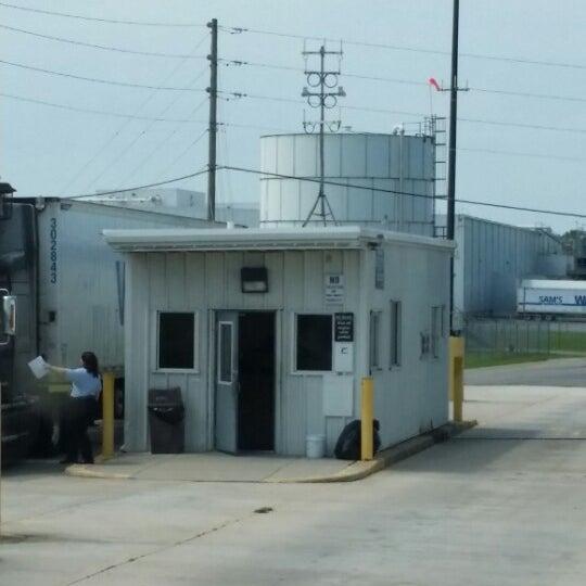 Walmart Distribution Center Distribution Center In Shelbyville
