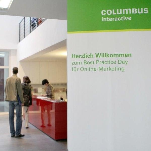 Das Foto wurde bei Columbus Interactive GmbH von Paul B. am 5/22/2013 aufgenommen
