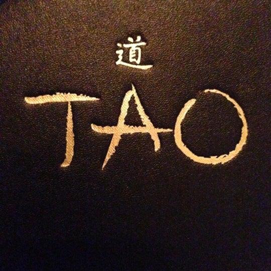 10/26/2012 tarihinde Justin M.ziyaretçi tarafından Tao'de çekilen fotoğraf