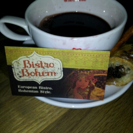 Photo prise au Bistro Bohem par April le12/28/2012