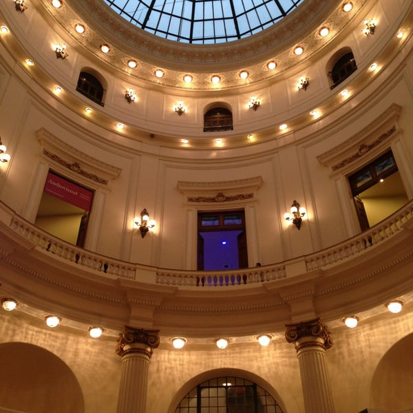 Photo taken at Centro Cultural Banco do Brasil (CCBB) by brunocochito on 1/9/2013