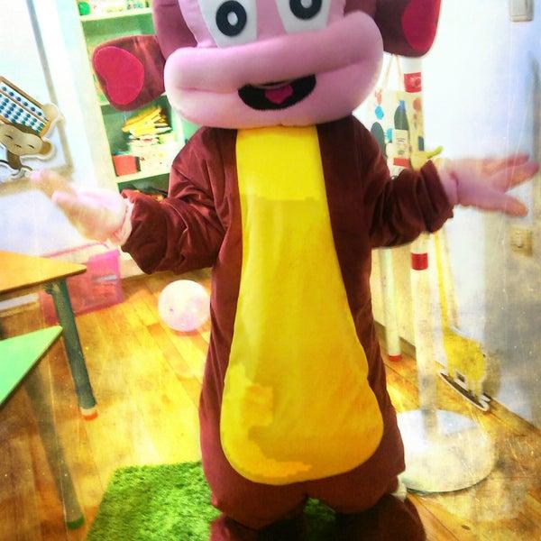 1/4/2015 tarihinde Cheeky Monkey English 4Kidsziyaretçi tarafından Cheeky Monkey English 4Kids'de çekilen fotoğraf