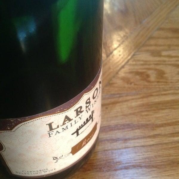 Das Foto wurde bei Larson Family Winery von WordMice am 3/2/2013 aufgenommen