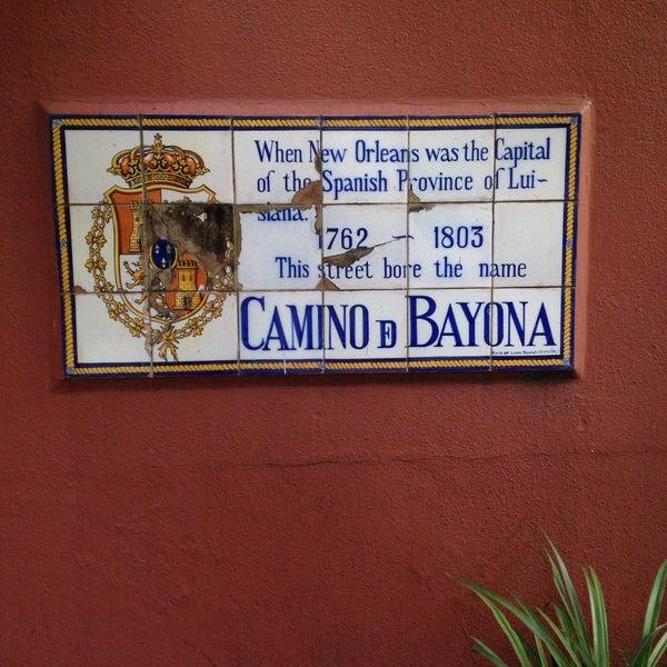Foto tomada en Bayona por Errica D. el 6/5/2015