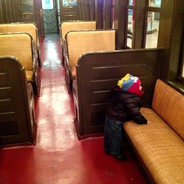 3/20/2013 tarihinde Michael D.ziyaretçi tarafından New York Transit Museum'de çekilen fotoğraf