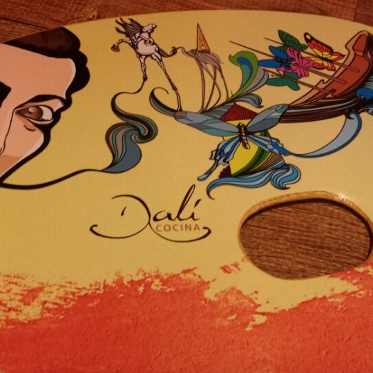 Foto diambil di Dalí Cocina oleh Chris N. pada 3/28/2014