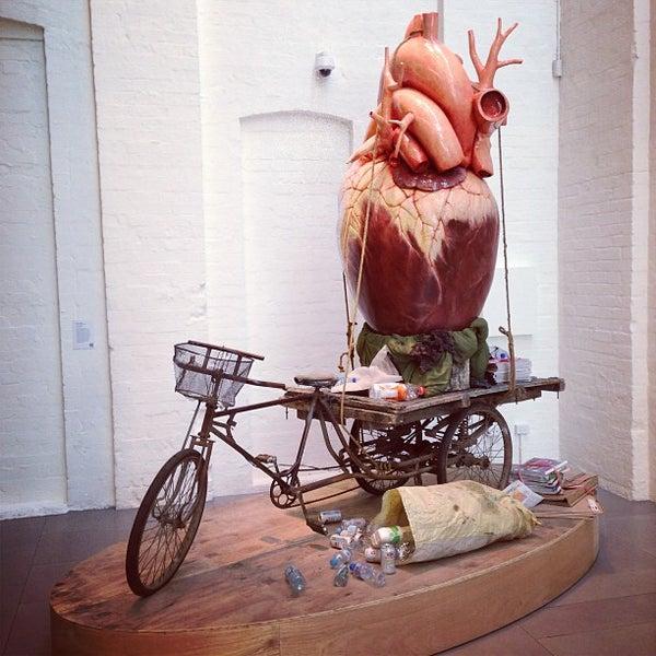 Foto scattata a White Rabbit Gallery da Peter B. il 7/27/2013