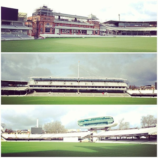 Foto tomada en Lord's Cricket Ground (MCC)  por Peter B. el 2/1/2013