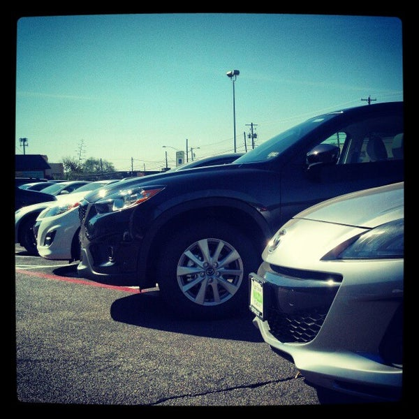 Photos At Roger Beasley Mazda Central Auto Dealership In Austin