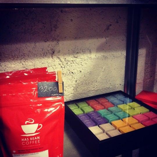 11/21/2012にAdam M.がTamp & Pull Espresso Barで撮った写真