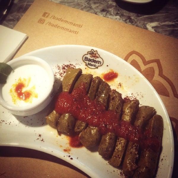 Das Foto wurde bei Badem Mantı von Serhan K. am 1/20/2013 aufgenommen