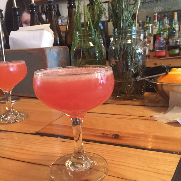 They just started a summer cocktail list. Paper Moon wins