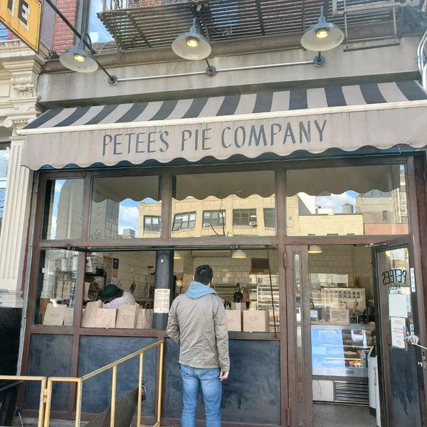 Photo prise au Petee's Pie Company par Brian W. le3/14/2021