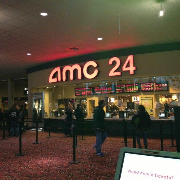 AMC Stonebriar 24 - Movie Theater in Frisco