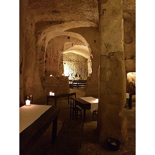 Foto tirada no(a) Sextantio | Le Grotte della Civita por Valentina D. em 11/30/2014