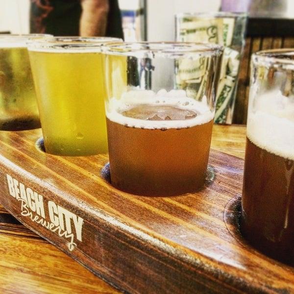 Foto tomada en Beach City Brewery por Remo el 6/10/2015