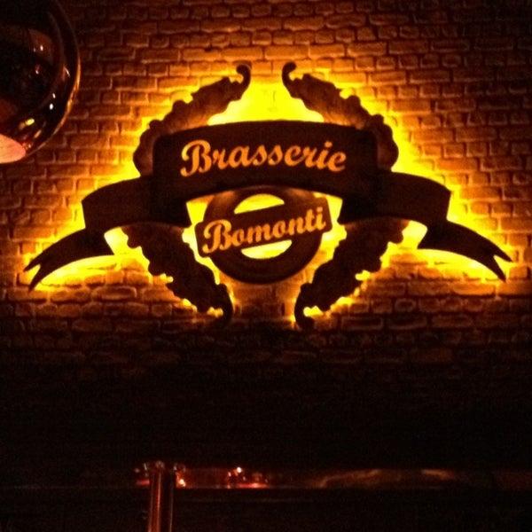 Photo prise au Brasserie Bomonti par Burak Can Ç. le3/2/2013