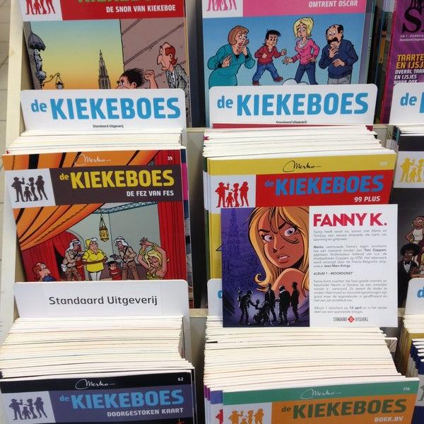 boekhandel aalst