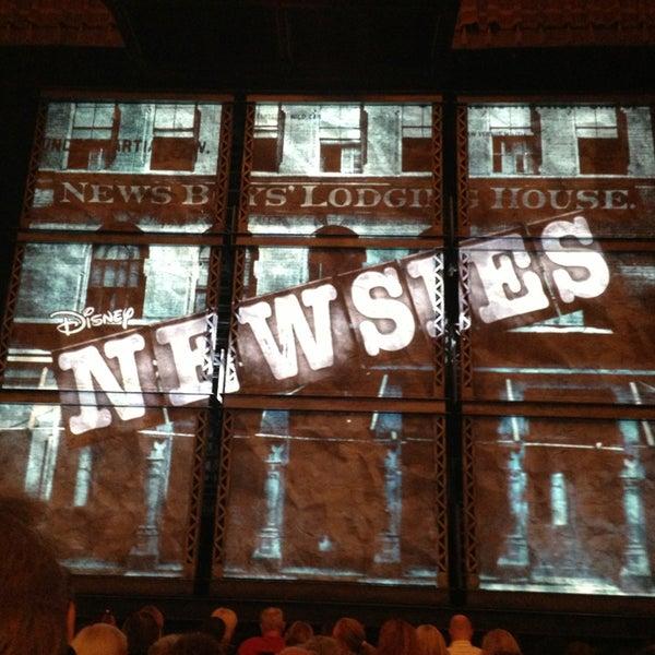 6/19/2013にLuis C.がNederlander Theatreで撮った写真