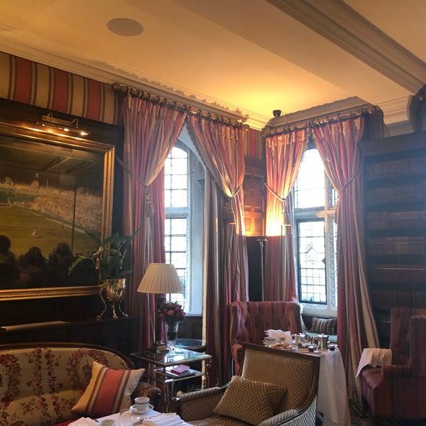 2/15/2019にOlga B.がThe Milestone Hotelで撮った写真