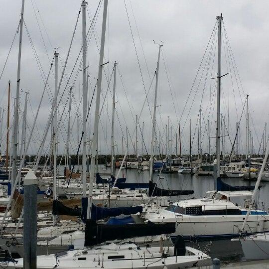 Photo prise au Seattle Sailing Club par James A. le2/23/2014