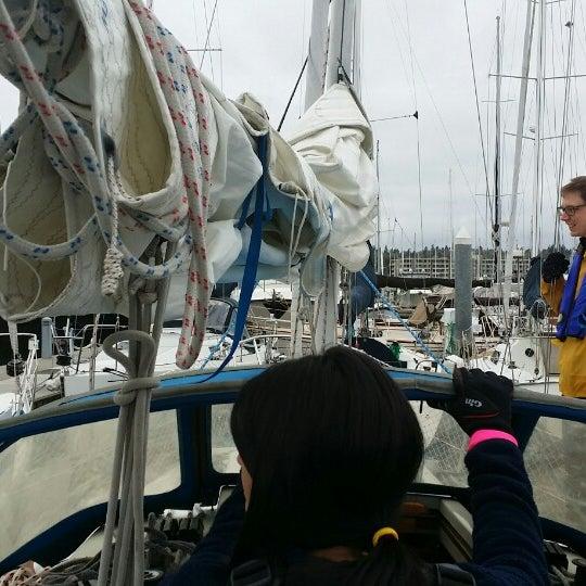 Photo prise au Seattle Sailing Club par James A. le4/6/2014