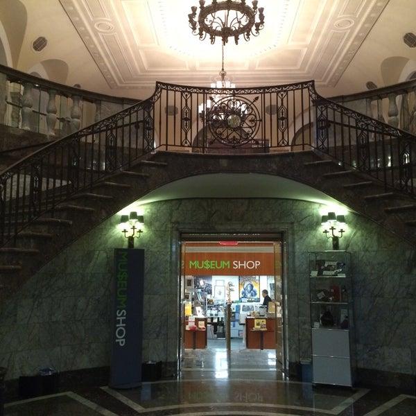 Foto tirada no(a) Museum of American Finance por kurt f. em 11/19/2014