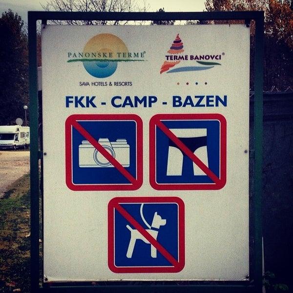 Camping fkk factor battery:
