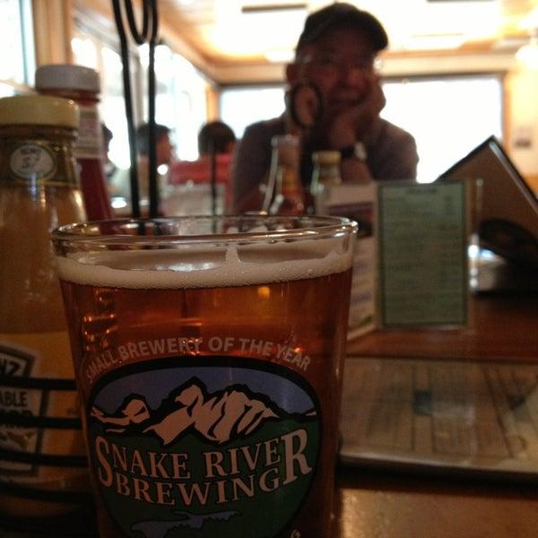Das Foto wurde bei Snake River Brewery & Restaurant von Patty M. am 7/2/2013 aufgenommen