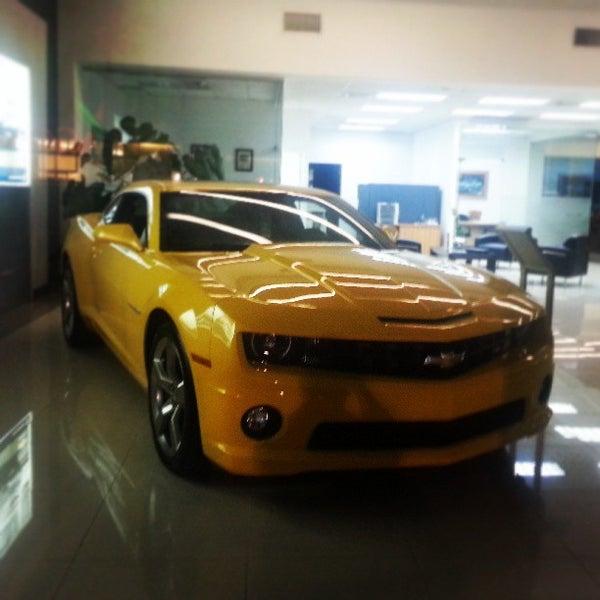 Photo taken at Santo Domingo Motors by Milca P. on 4/19/2013