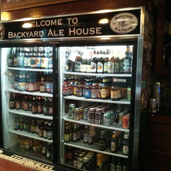 Backyard Ale House - Downtown Scranton - Scranton, PA