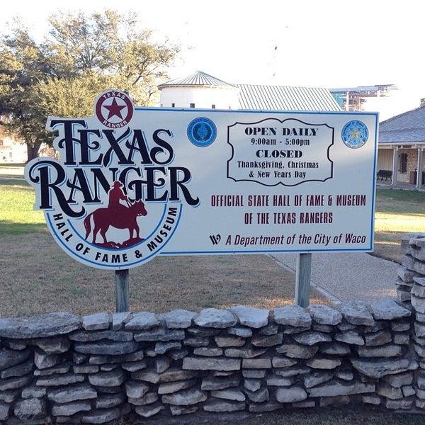 Foto scattata a Texas Ranger Hall of Fame and Museum da Dee S. il 12/11/2013