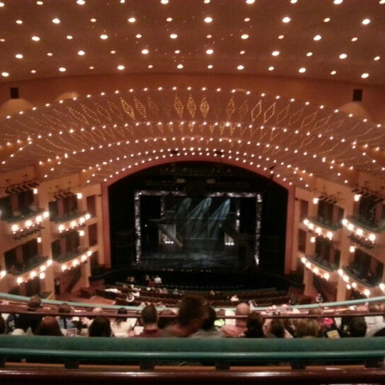 Aronoff Center For The Arts Central