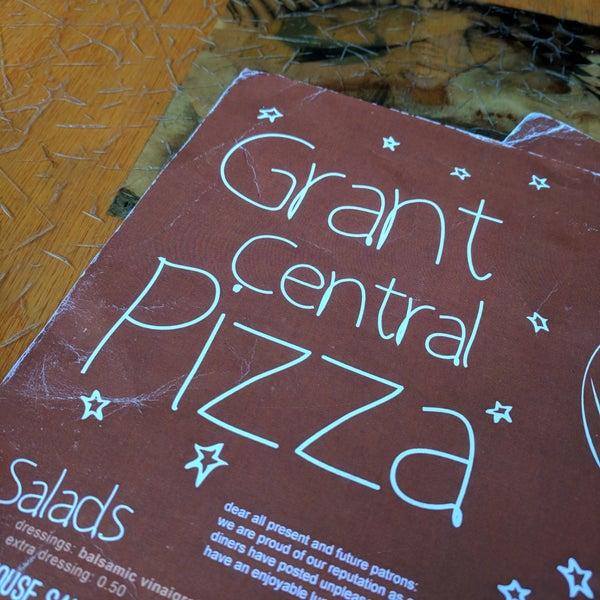 10/21/2017にjbrotherloveがGrant Central Pizza & Pastaで撮った写真