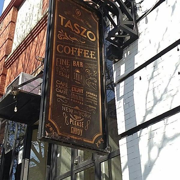 4/21/2019にker c.がTaszo Espresso Barで撮った写真