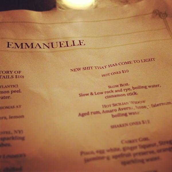 Das Foto wurde bei Emmanuelle von Maureen H. am 4/1/2013 aufgenommen