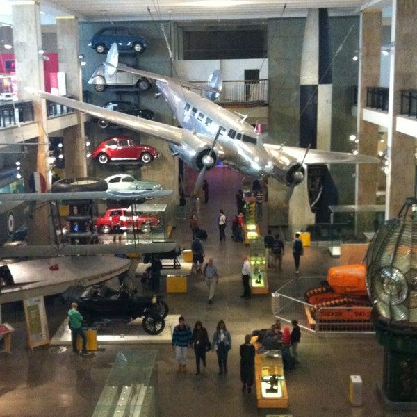 9/27/2013 tarihinde Leinar R.ziyaretçi tarafından Science Museum'de çekilen fotoğraf