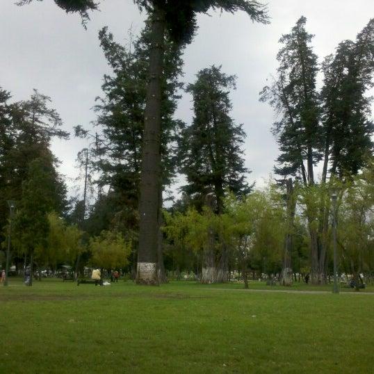 Foto diambil di Parque El Ejido oleh Fatima G. pada 11/3/2012
