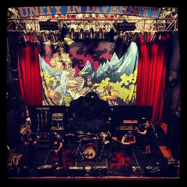4/12/2013에 WILSON님이 House of Blues San Diego에서 찍은 사진