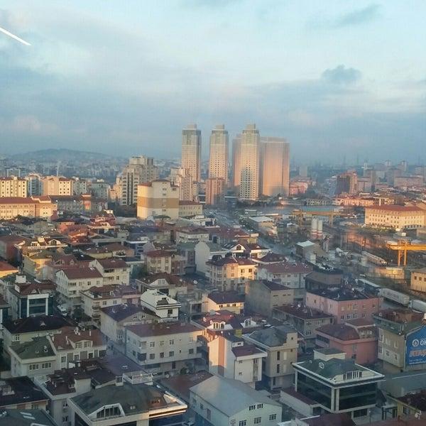 12/31/2017 tarihinde Ozyziyaretçi tarafından Silence Hotels Istanbul'de çekilen fotoğraf