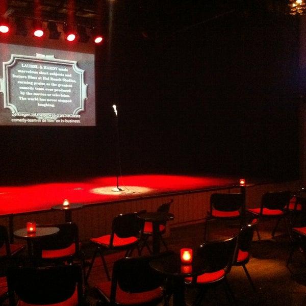 comedy cafe amsterdam rokin
