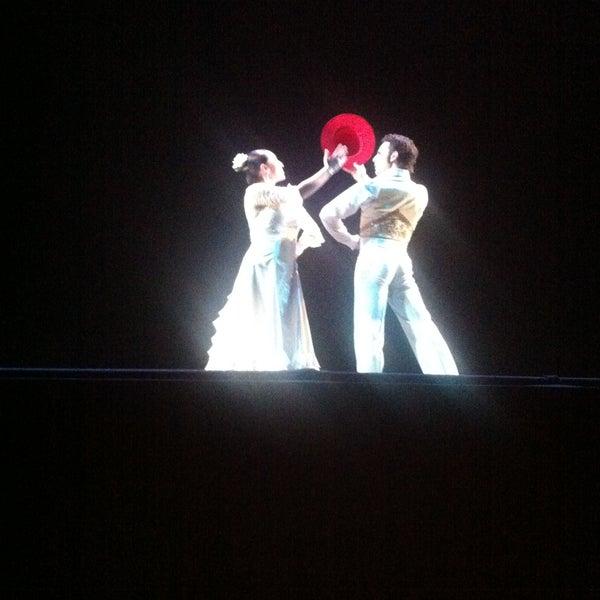 Photo prise au The Joyce Theater par Sashul'ka le6/3/2013