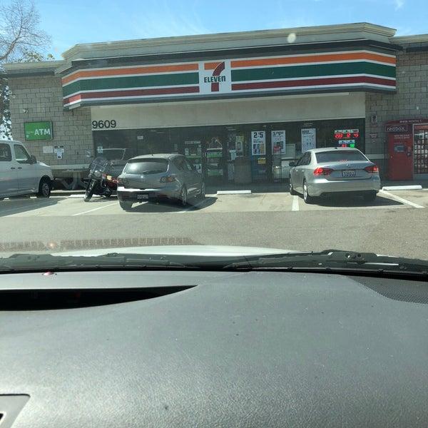 7 Eleven Convenience Store In San Diego